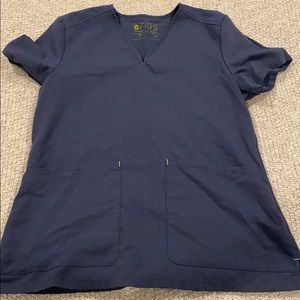 Figs scrub top and pants